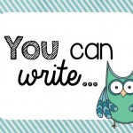 You can write 1